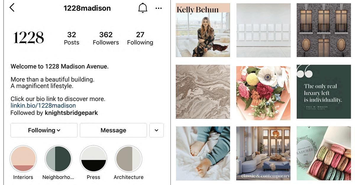 Example of Instagram Rebrand